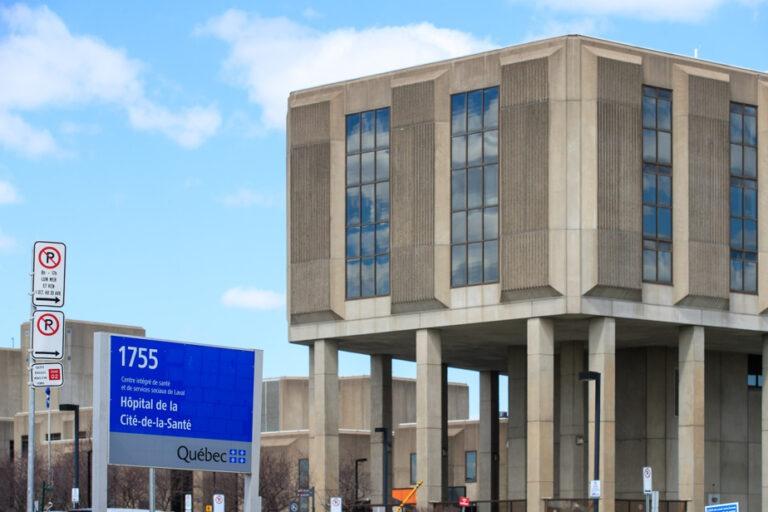 Hôpital de la Cité-de-la-Santé de Laval